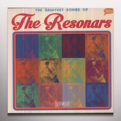 GREATEST SONGS OF THE RESONARS Vinyl Record - Colored Vinyl, Limited Edition