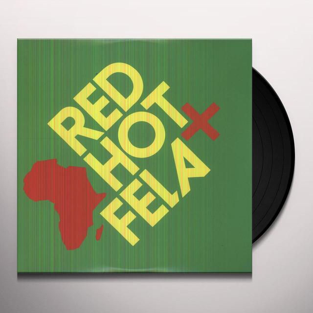 Red Hot + Fela / Various (Dlcd) RED HOT + FELA / VARIOUS Vinyl Record - Digital Download Included