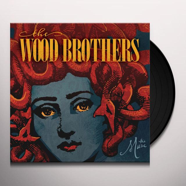 Wood Brothers MUSE Vinyl Record