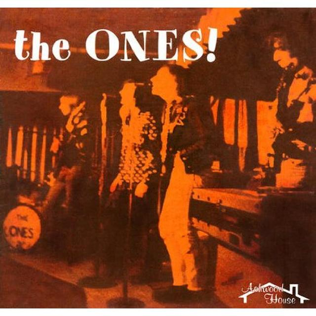 Ones VOLUME ONE Vinyl Record - 180 Gram Pressing