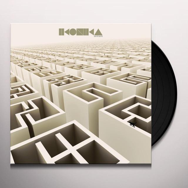 Ikonika AEROTROPOLIS Vinyl Record