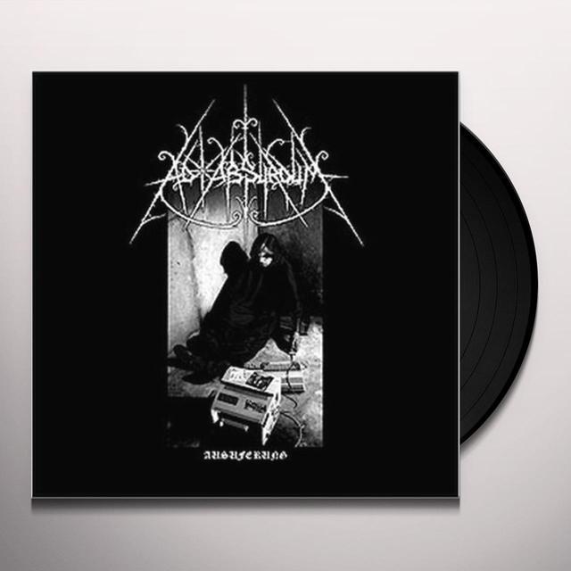Ad Absurdum AUSUFERUNG Vinyl Record