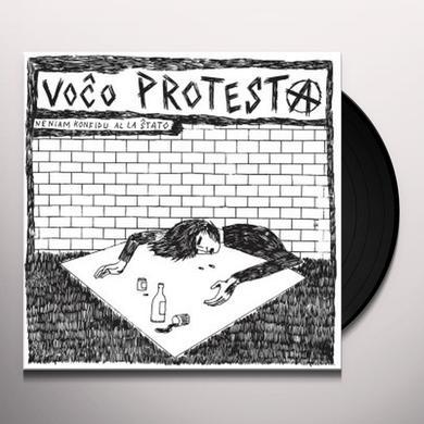 Voco Protesta NENIAM KONFIDU AL LA STRATO Vinyl Record