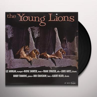 YOUNG LIONS Vinyl Record