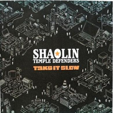 Shaolin Temple Defenders TAKE IT SLOW Vinyl Record