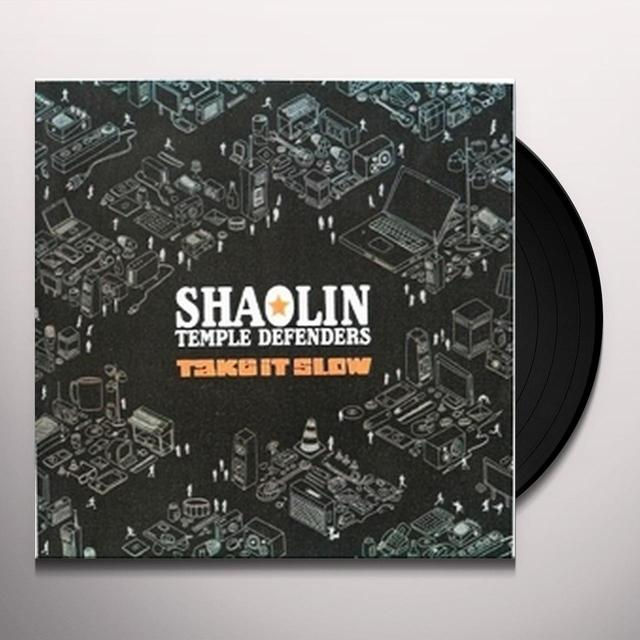 Shaolin Temple Defenders TAKE IT SLOW Vinyl Record - Holland Import