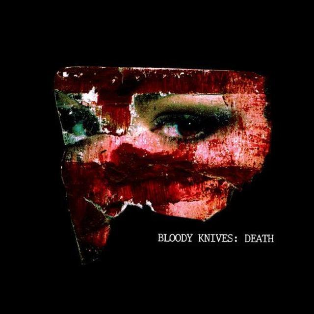 Bloody Knives DEATH Vinyl Record