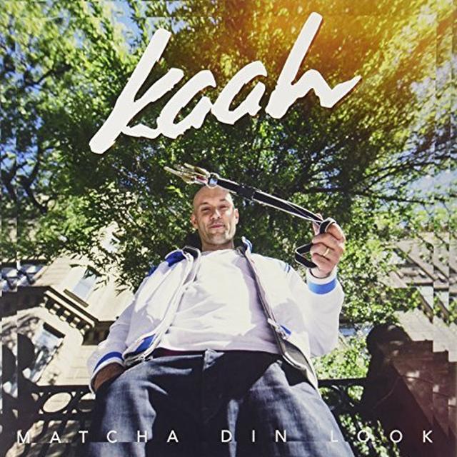 Kaah MATCHA DIN LOOK Vinyl Record