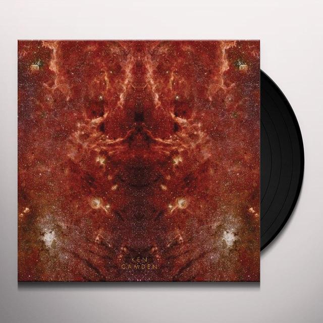 Ken Camden SPACE MIRROR Vinyl Record