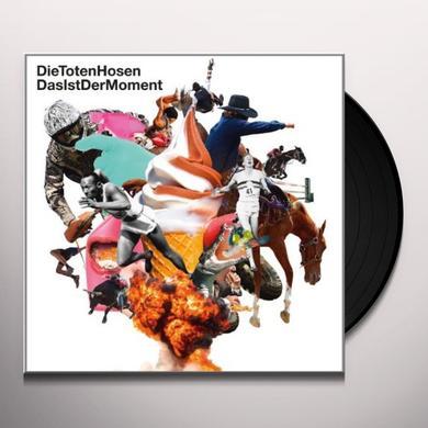 Die Toten Hosen DAS IST DER MOMENT Vinyl Record