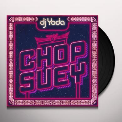 Dj Yoda CHOP SUEY Vinyl Record