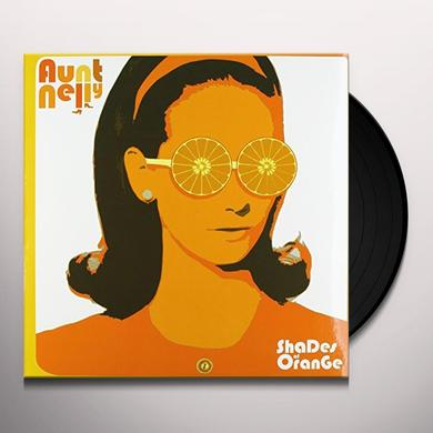 Aunt Nelly SHADES OF ORANGE Vinyl Record
