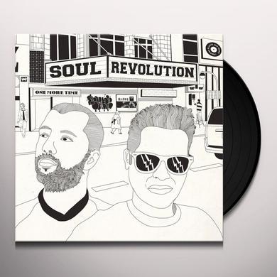 Soul Revolution ONE MORE TIME Vinyl Record
