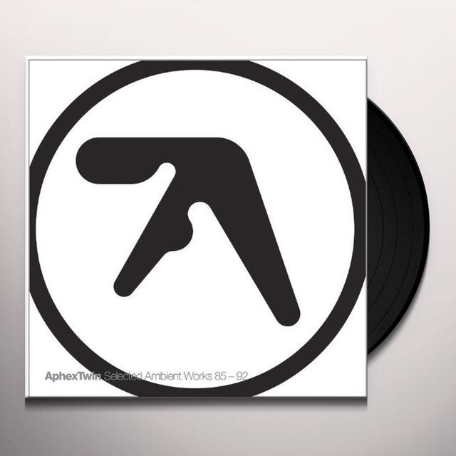 Aphex Twin SELECTED AMBIENT WORKS 85 - 92 Vinyl Record