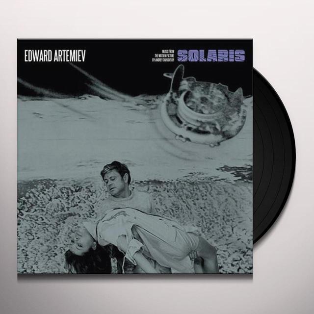 SOLARIS / O.S.T. Vinyl Record
