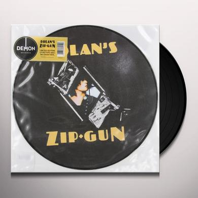 T-Rex BOLAN'S ZIP GUN Vinyl Record - Limited Edition, Picture Disc