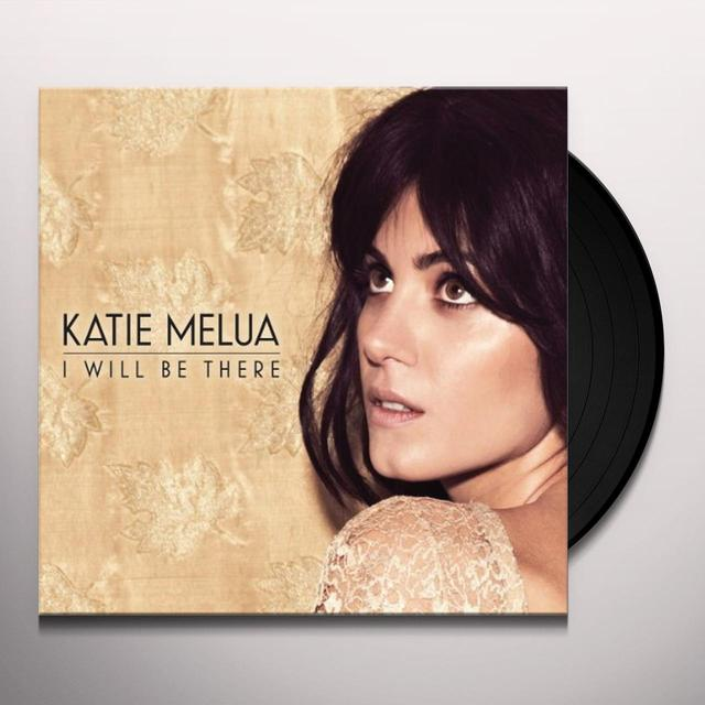 Katie Melua I WILL BE THERE Vinyl Record - UK Import