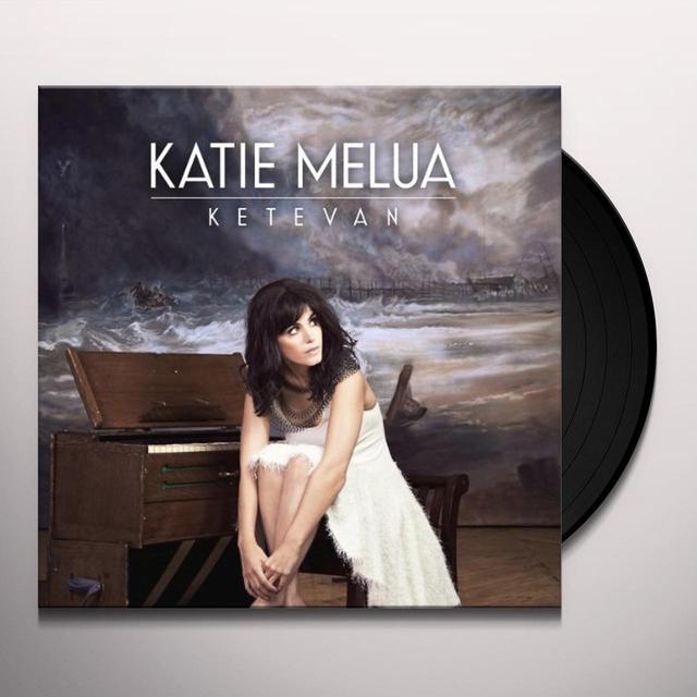 Katie Melua KETEVAN (BONUS CD) Vinyl Record