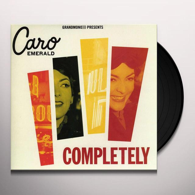 Caro Emerald COMPLETELY Vinyl Record - Limited Edition