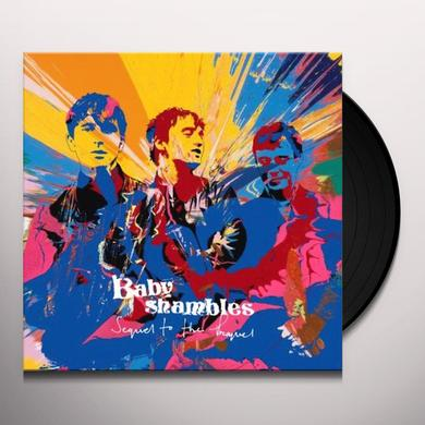 Babyshambles SEQUEL TO THE PREQUEL Vinyl Record