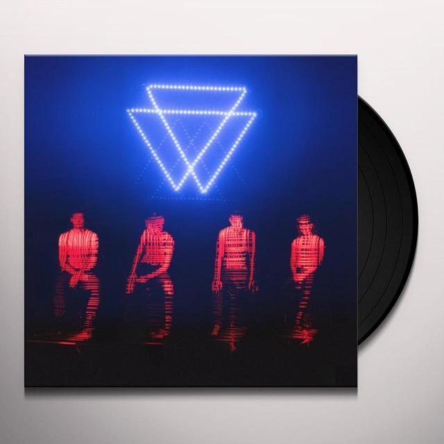 Vuvuvultures PUSH / PULL Vinyl Record