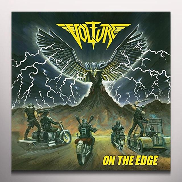 Volture ON THE EDGE Vinyl Record