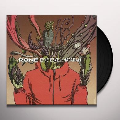 Rone BYE BYE MACADAM Vinyl Record - UK Import