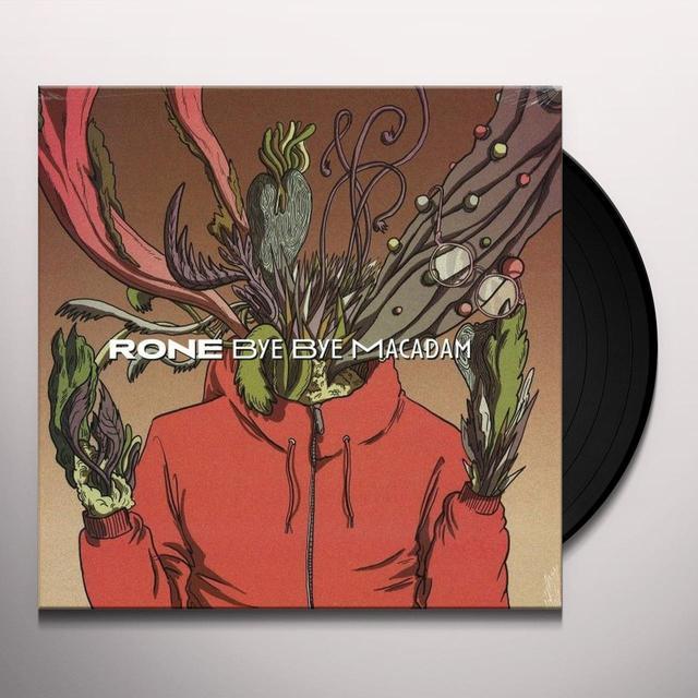 Rone BYE BYE MACADAM Vinyl Record - UK Release