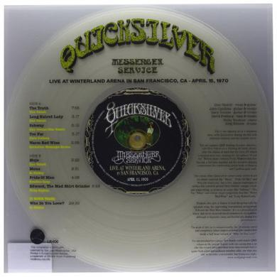 Quicksilver Messenger Service LIVE AT WINTERLAND ARENA Vinyl Record