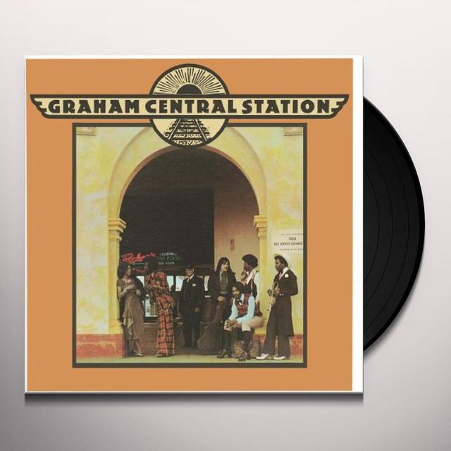GRAHAM CENTRAL STATION Vinyl Record - 180 Gram Pressing