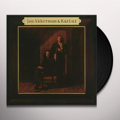 Jan Akkerman / Kaz Lux ELI Vinyl Record