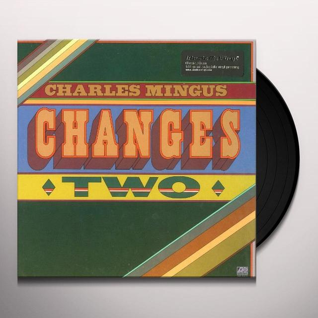 Charles Mingus CHANGES TWO Vinyl Record - 180 Gram Pressing