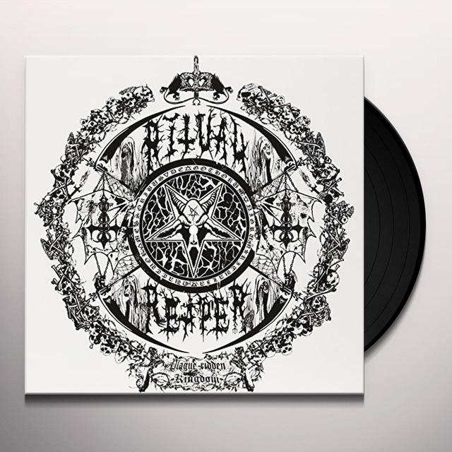 Ritual Reaper PLAGUE RIDDEN KINGDOM (EP) Vinyl Record