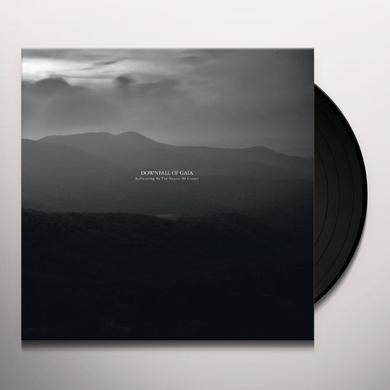 Downfall Of Gaia SUFFOCATING IN THE SWARM OF CRANES Vinyl Record