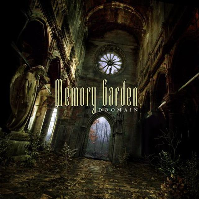 Memory Garden DOOMAIN Vinyl Record - UK Import