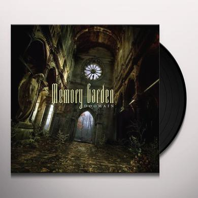 Memory Garden DOOMAIN Vinyl Record - UK Import