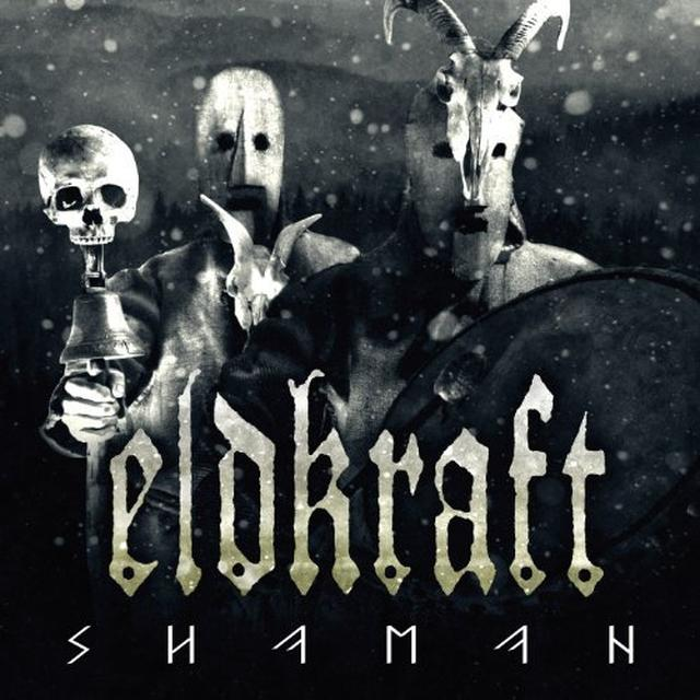 Eldkraft SHAMAN Vinyl Record - UK Import