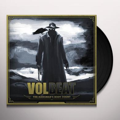 Volbeat HANGMAN'S BODY COUNT Vinyl Record - 10 Inch Single, UK Import