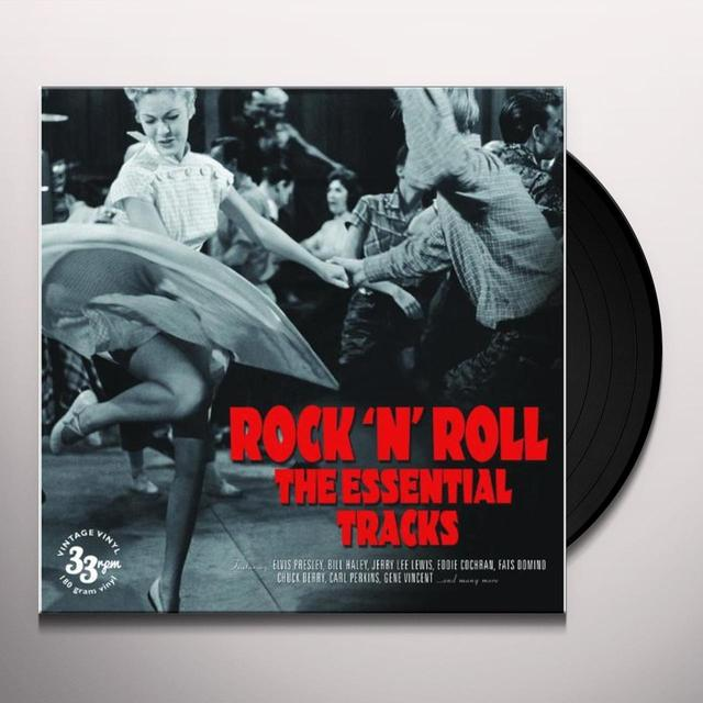 ROCK N ROLL ESSENTIAL TRACKS / VARIOUS Vinyl Record