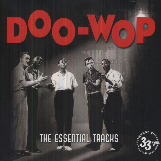 DOO-WOP ESSENTIAL TRACKS / VARIOUS Vinyl Record - 180 Gram Pressing