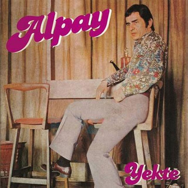 Alpay YEKTE Vinyl Record