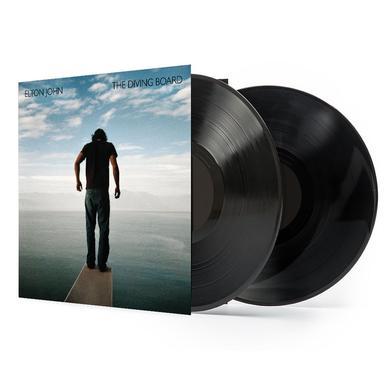 Elton John DIVING BOARD Vinyl Record