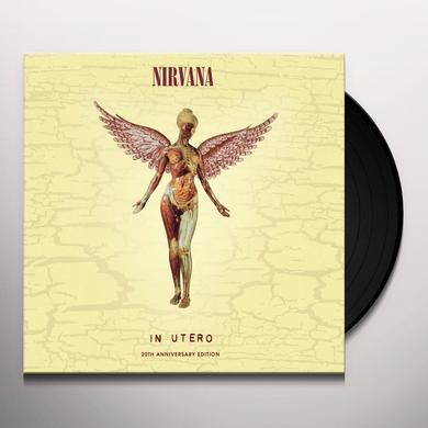 Nirvana IN UTERO Vinyl Record