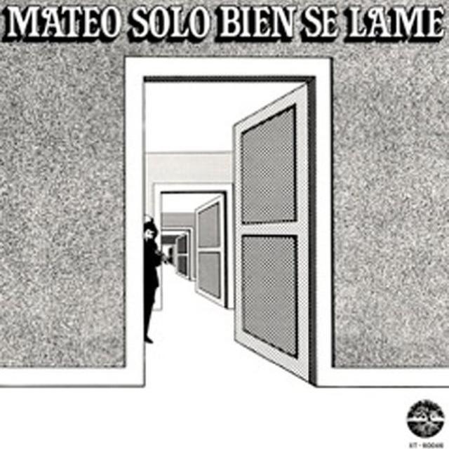 Eduardo Mateo MATEO SOLO BIEN SE LAME Vinyl Record - 180 Gram Pressing, Reissue