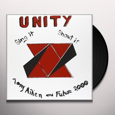 Tony Aiken & Future 2000 UNITY SING IT SHOUT IT Vinyl Record