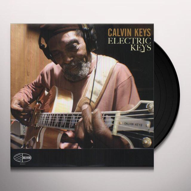 Calvin Keys ELECTRIC KEYS Vinyl Record