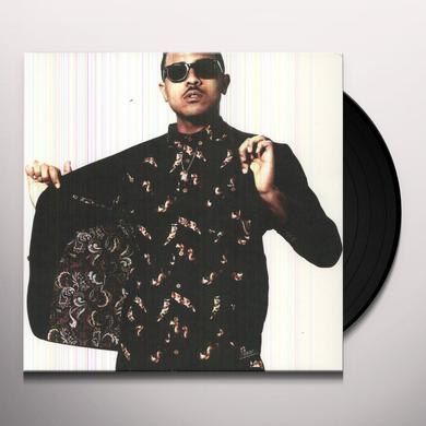Blu CLEAN HAND Vinyl Record