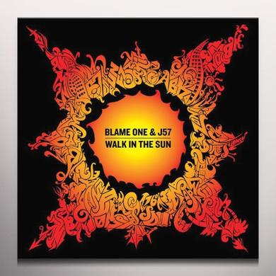 Blame One & J57 WALK IN THE SUN Vinyl Record - Colored Vinyl, Digital Download Included
