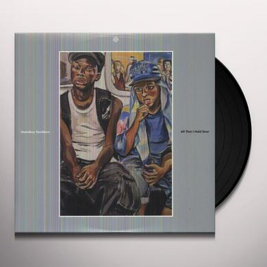 Homeboy Sandman ALL THAT I HOLD DEAR (EP) Vinyl Record - Digital Download Included