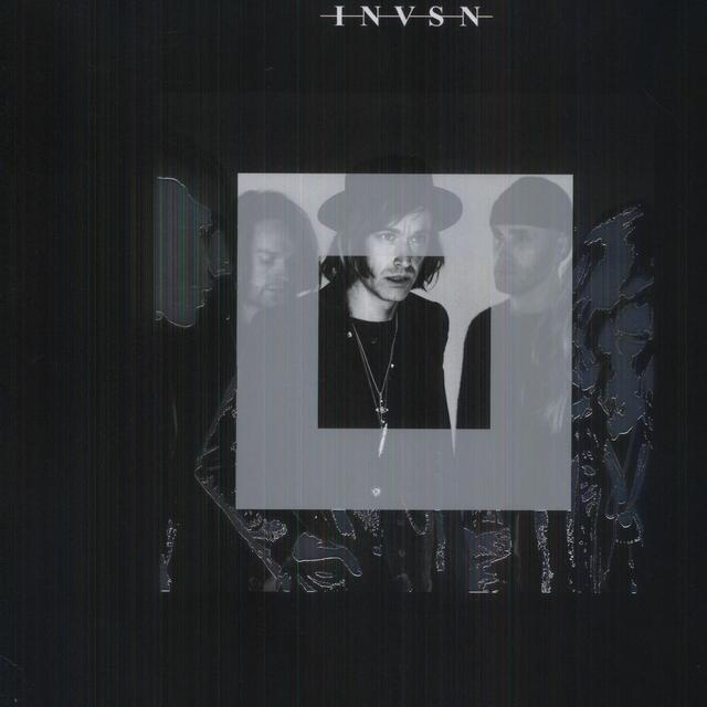 INVSN Vinyl Record - Colored Vinyl